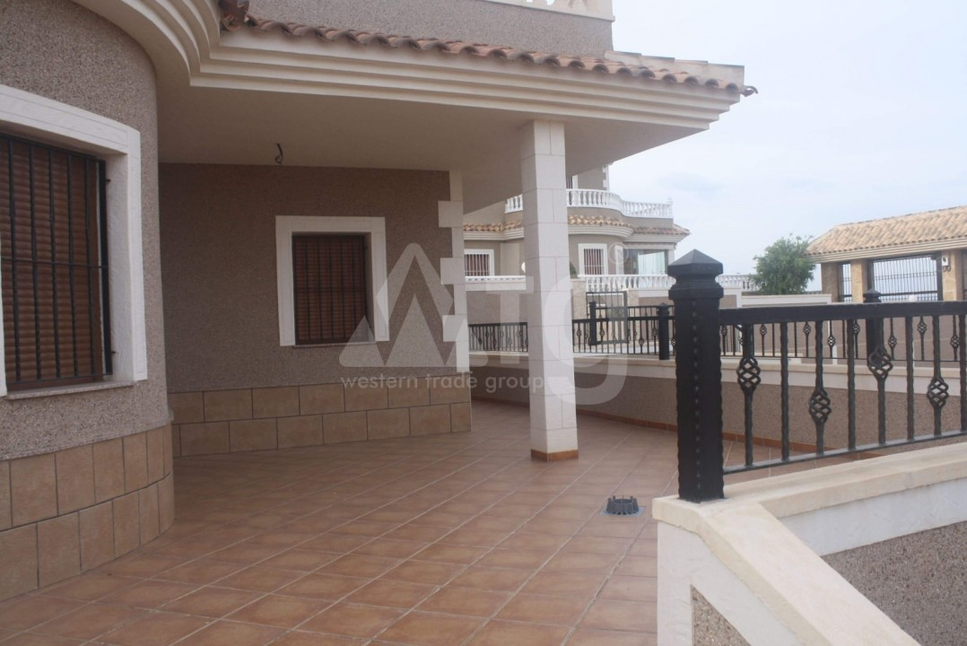 2 bedroom Bungalow in Ciudad Quesada - AGI4001 - 3