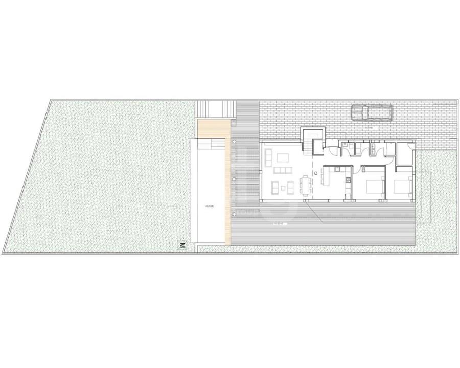 3 bedroom Bungalow in Guardamar del Segura  - CN7828 - 12
