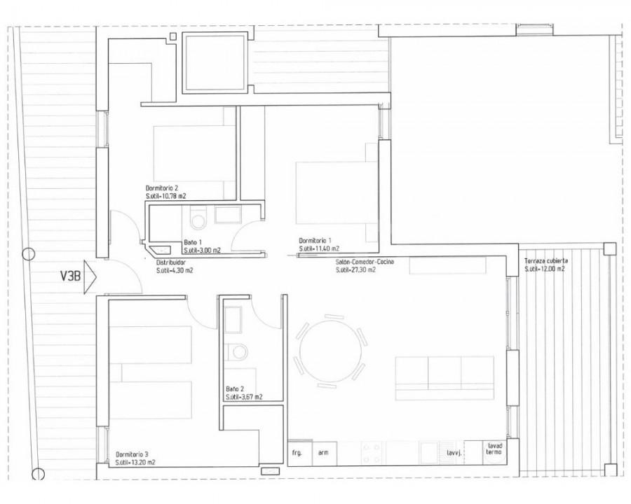 3 bedroom Bungalow in Guardamar del Segura - CN7831 - 7
