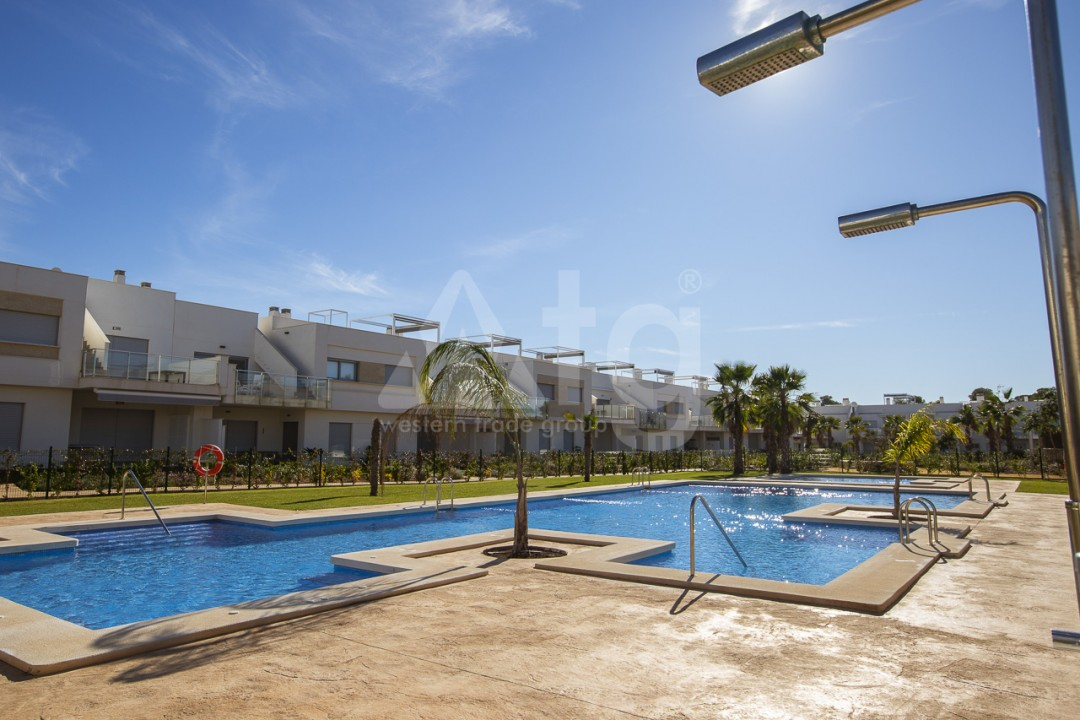 2 bedroom Bungalow in Orihuela Costa - VG7986 - 13