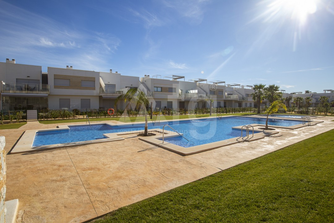 2 bedroom Bungalow in Orihuela Costa - VG7986 - 15