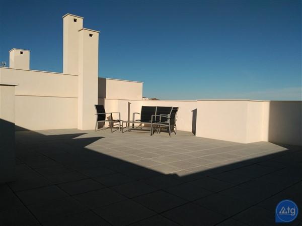 2 bedroom Bungalow in Orihuela Costa - VG7986 - 16