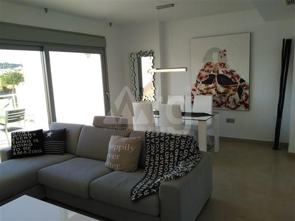 2 bedroom Bungalow in Orihuela Costa - VG7986 - 19