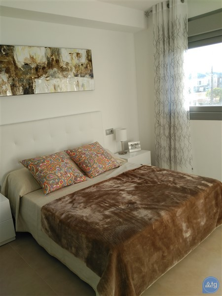 2 bedroom Bungalow in Orihuela Costa - VG7986 - 20