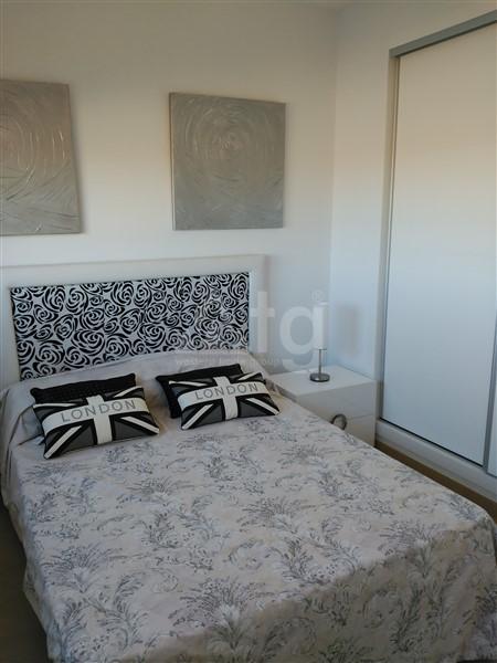 2 bedroom Bungalow in Orihuela Costa - VG7990 - 12