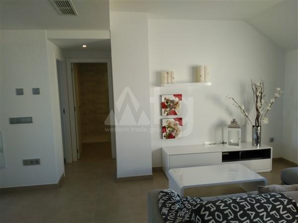 2 bedroom Bungalow in Orihuela Costa - VG7990 - 14