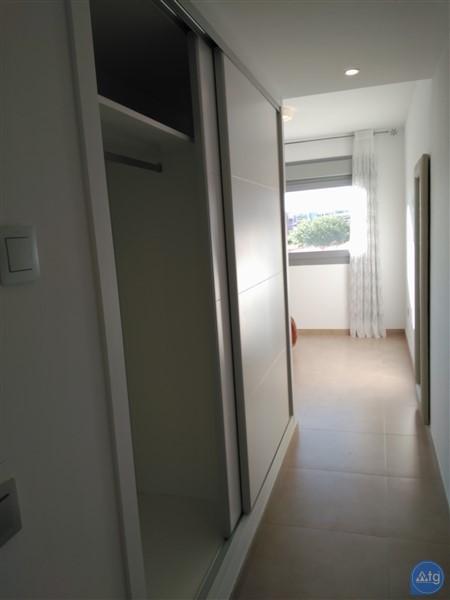 2 bedroom Bungalow in Orihuela Costa - VG7990 - 18