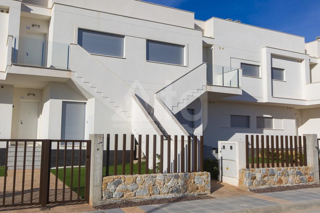 2 bedroom Bungalow in Orihuela Costa - VG7990 - 34