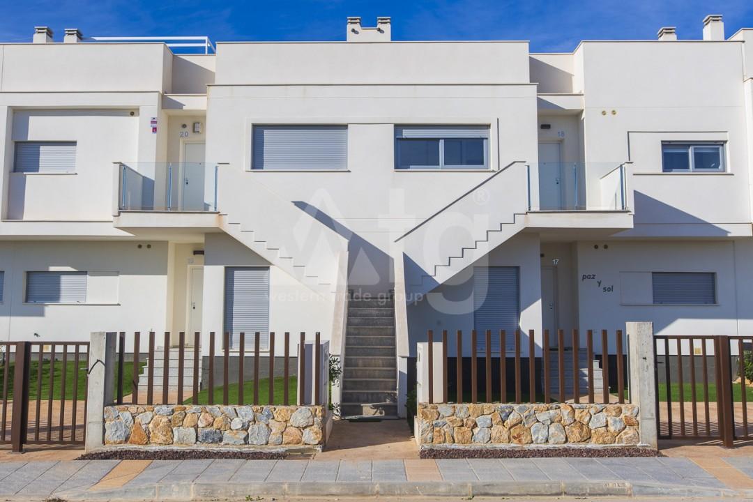 2 bedroom Bungalow in Orihuela Costa - VG7990 - 36