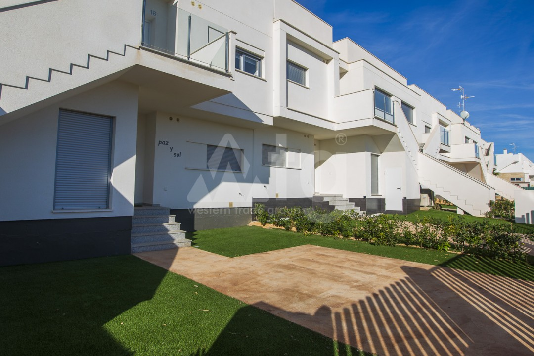 2 bedroom Bungalow in Orihuela Costa - VG7990 - 37