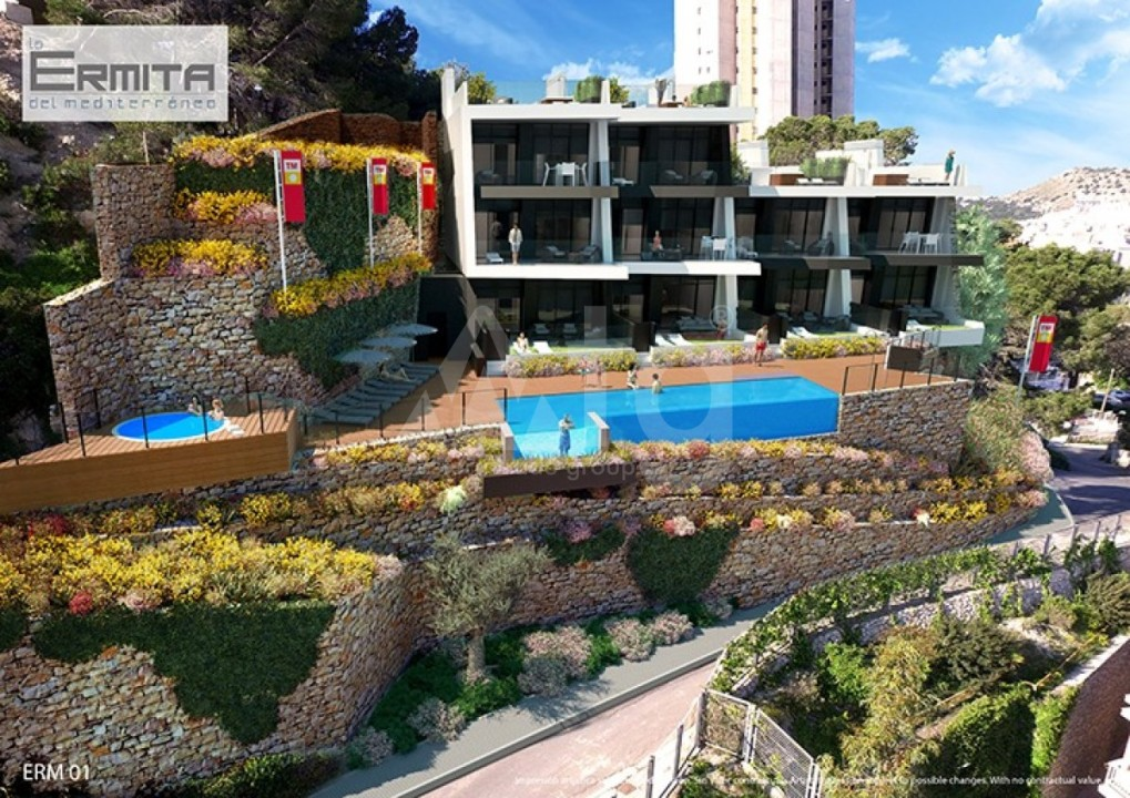 2 bedroom Bungalow in Pilar de la Horadada  - LMR115216 - 1