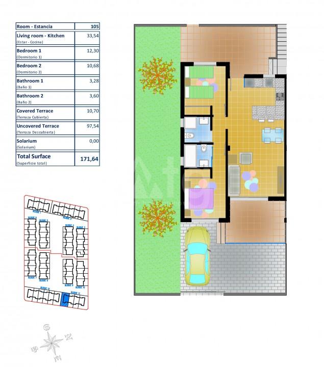 2 bedroom Bungalow in Pilar de la Horadada  - LMR115216 - 27