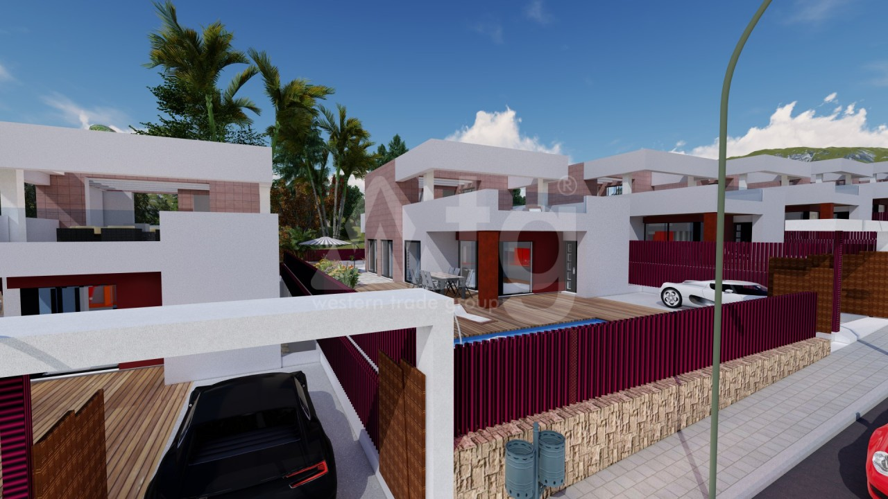 2 bedroom Bungalow in San Miguel de Salinas - PT6761 - 3