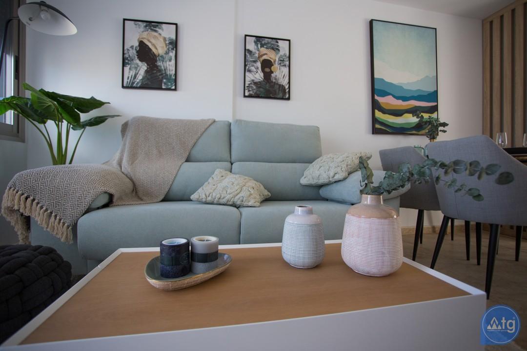 2 bedroom Bungalow in Torre de la Horadada  - Z1116302 - 14