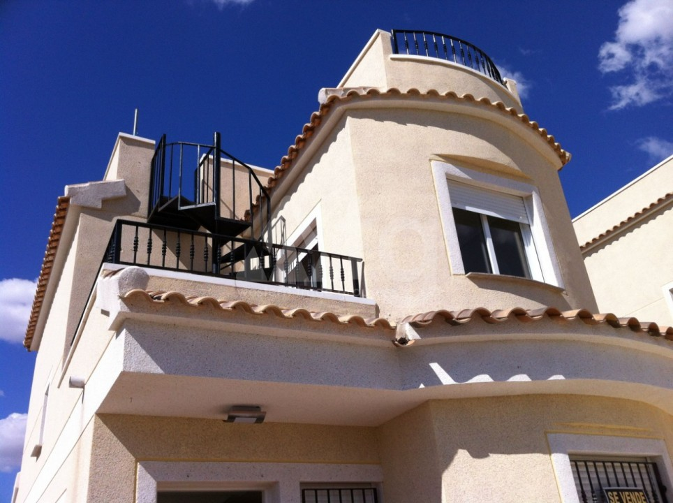 2 bedroom Bungalow in Torrevieja  - AG9423 - 2