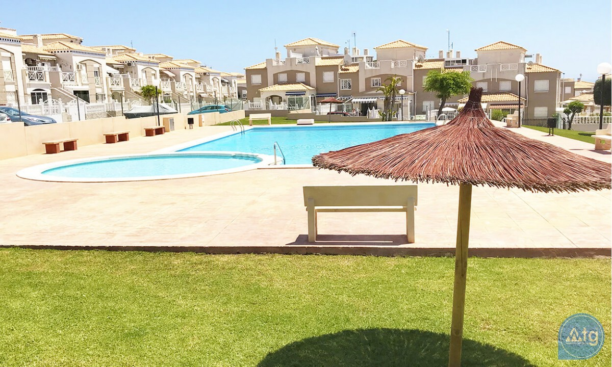 4 bedroom Bungalow in Torrevieja - W5044 - 15