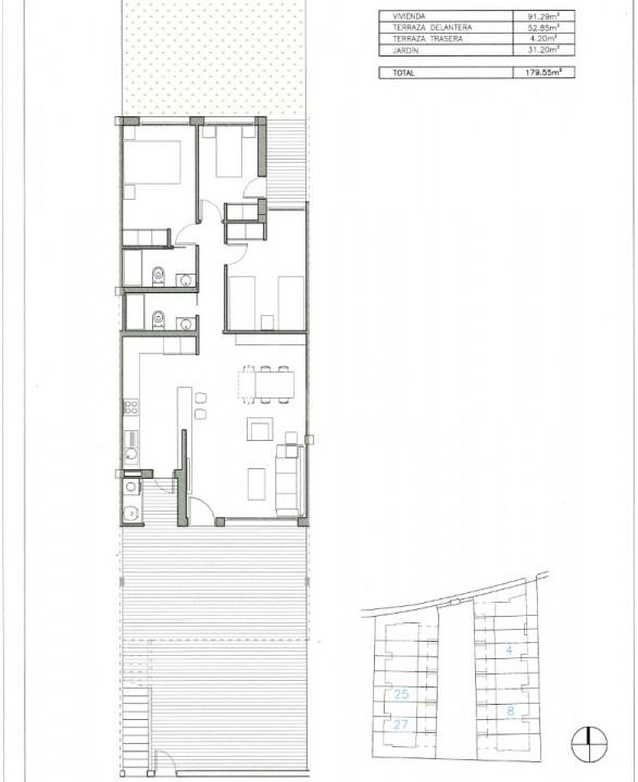 3 bedroom Bungalow in Villamartin - RK7361 - 20