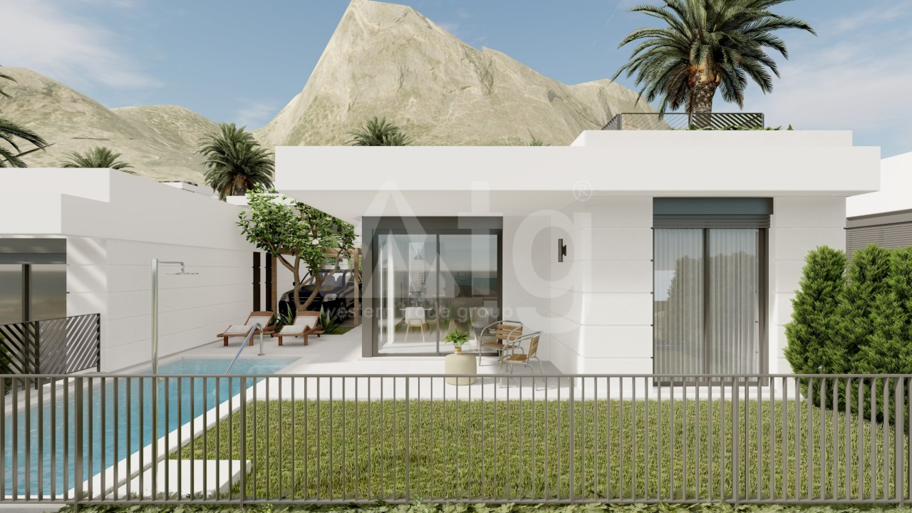 2 bedroom Bungalow in Guardamar del Segura - CN6501 - 2