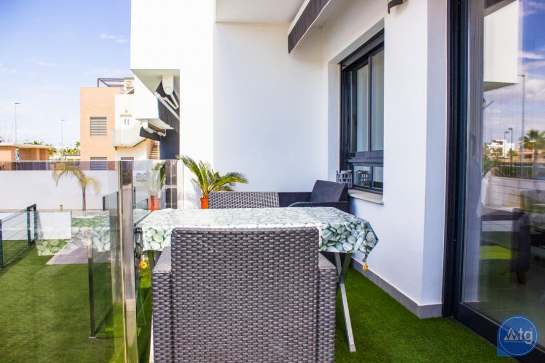 2 bedroom Bungalow in Torre de la Horadada - W8661 - 37