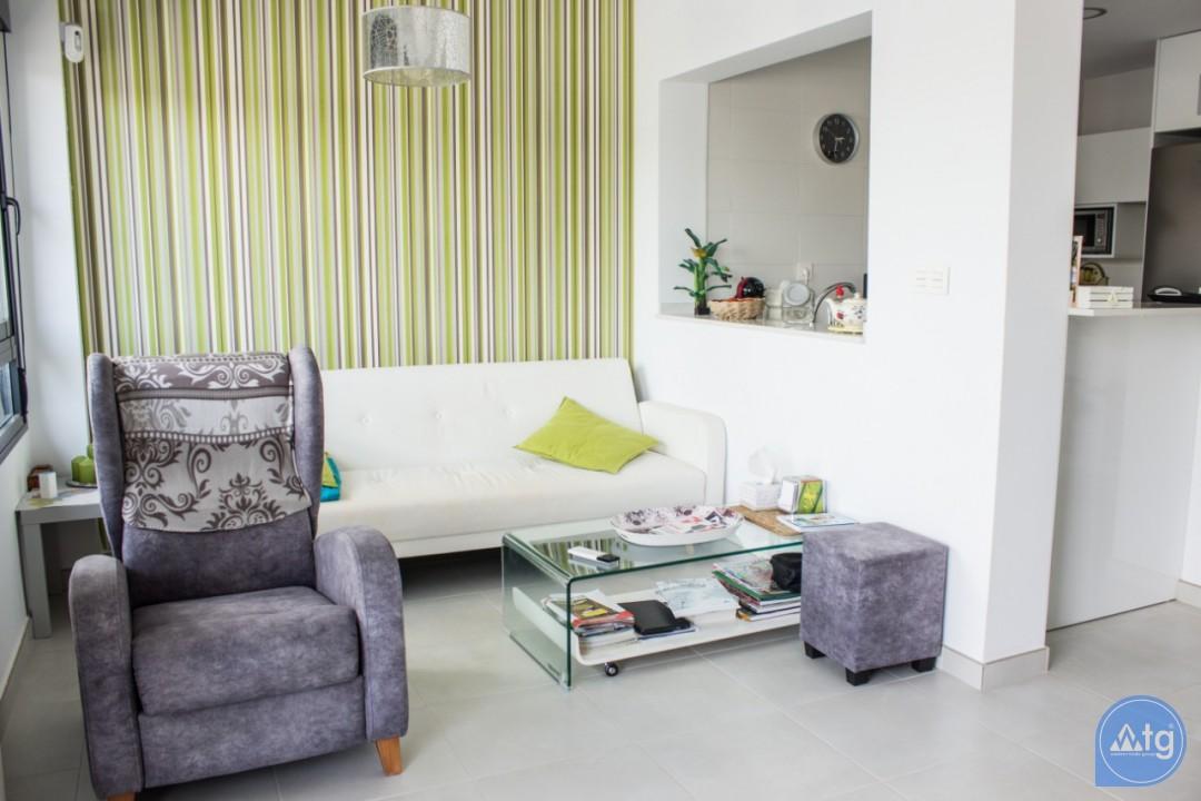 2 bedroom Bungalow in Torre de la Horadada - W8661 - 38