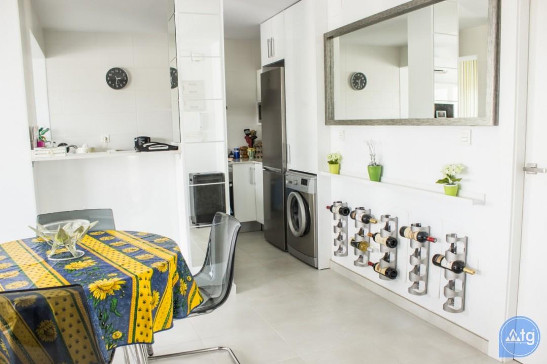 2 bedroom Bungalow in Torre de la Horadada - W8661 - 4