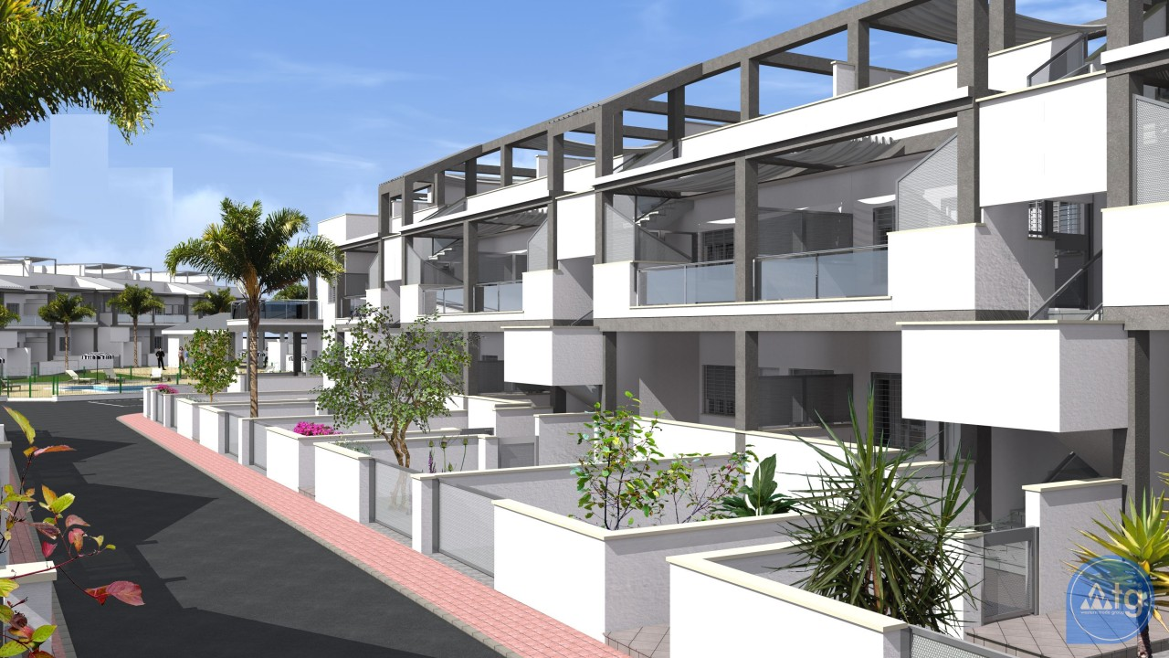 Bungalow de 2 chambres à Orihuela Costa - OP116226 - 20
