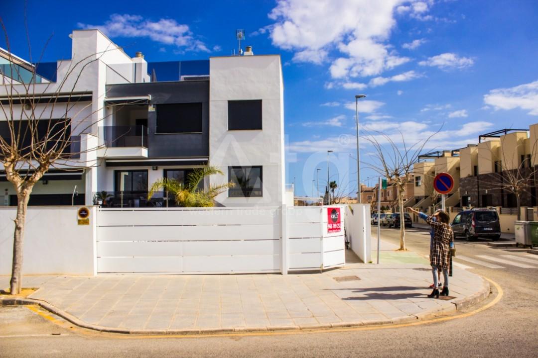 Bungalow de 2 chambres à Torre de la Horadada - W8661 - 47
