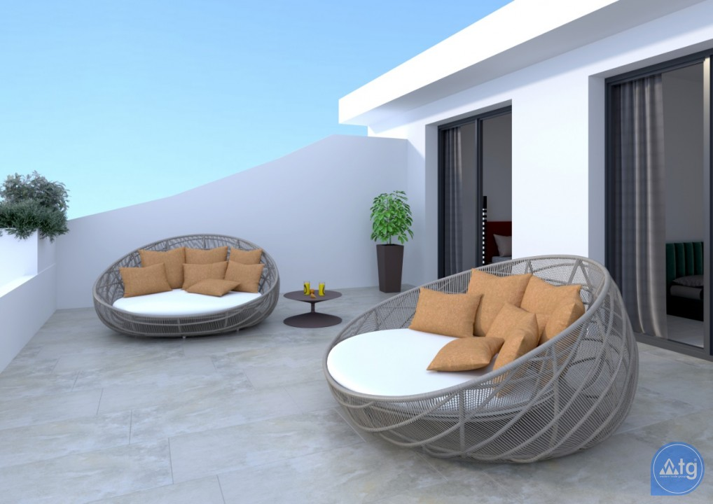 3 bedroom Apartment in Alicante - AG3509 - 3