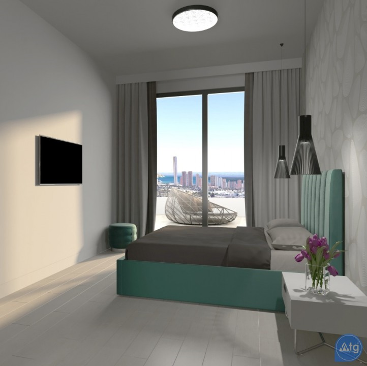 3 bedroom Apartment in Alicante - AG3509 - 5