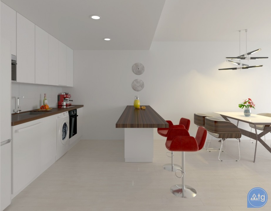 3 bedroom Apartment in Alicante - AG3509 - 8