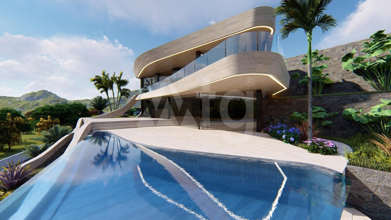 3 bedroom Apartment in Bigastro  - GM116696 - 1