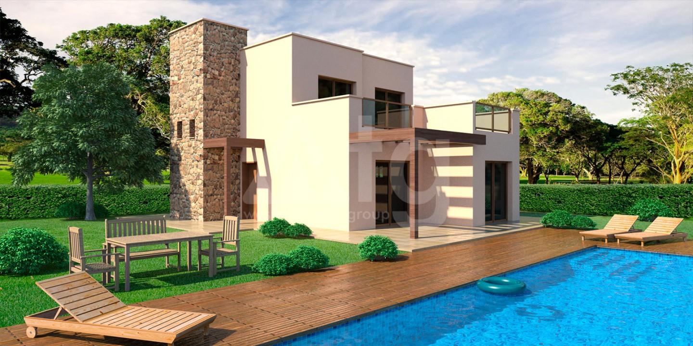 2 bedroom Apartment in Finestrat - CG7641 - 1
