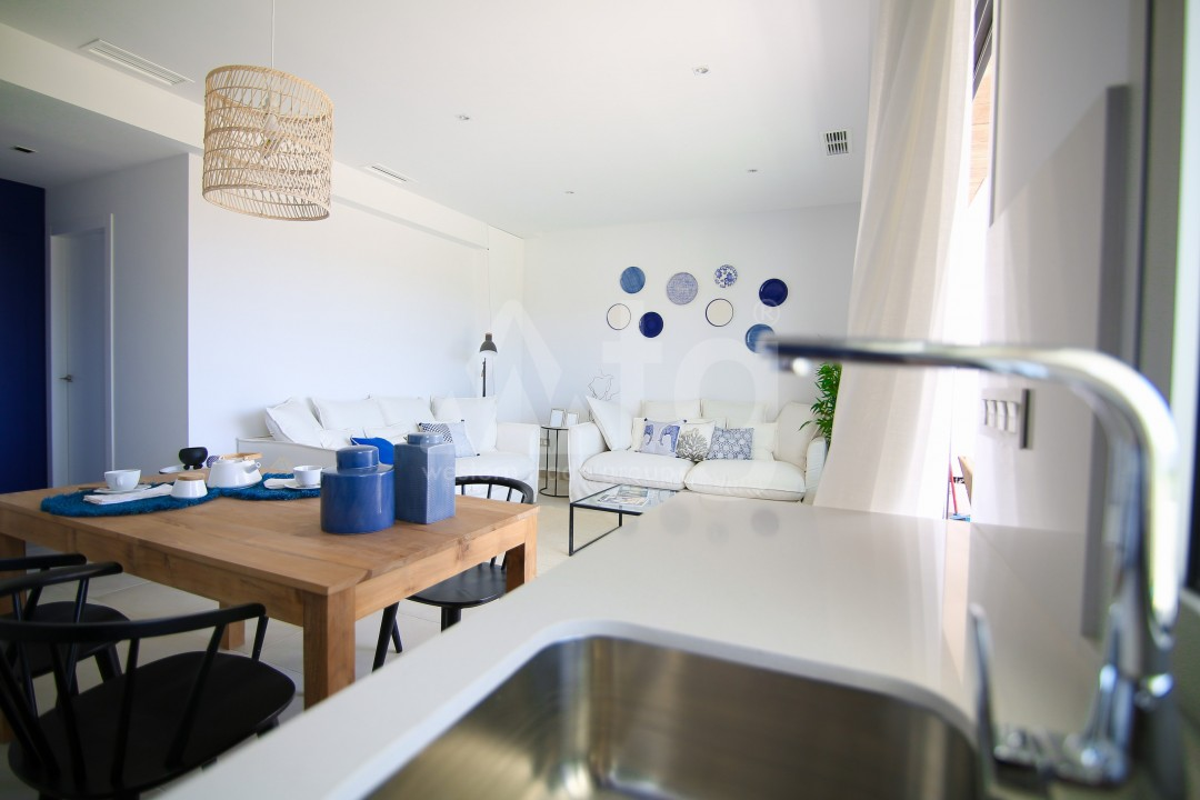 2 bedroom Apartment in Finestrat - CG7641 - 15