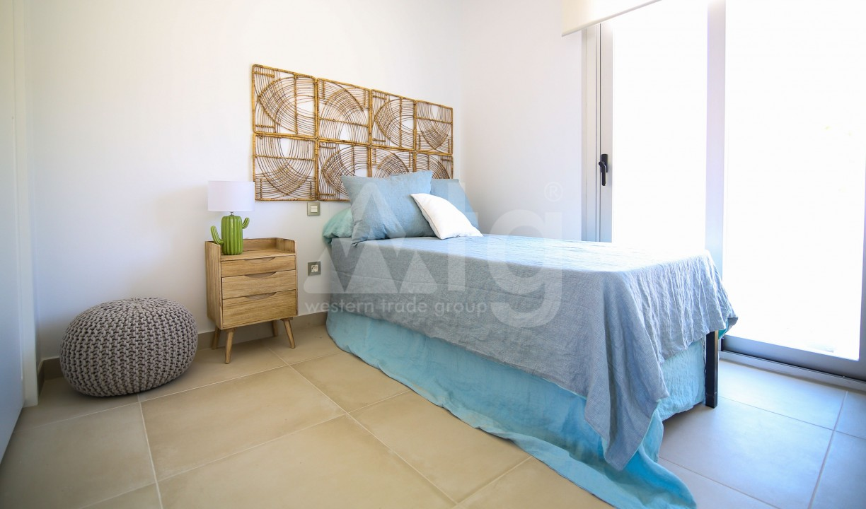2 bedroom Apartment in Finestrat - CG7641 - 34