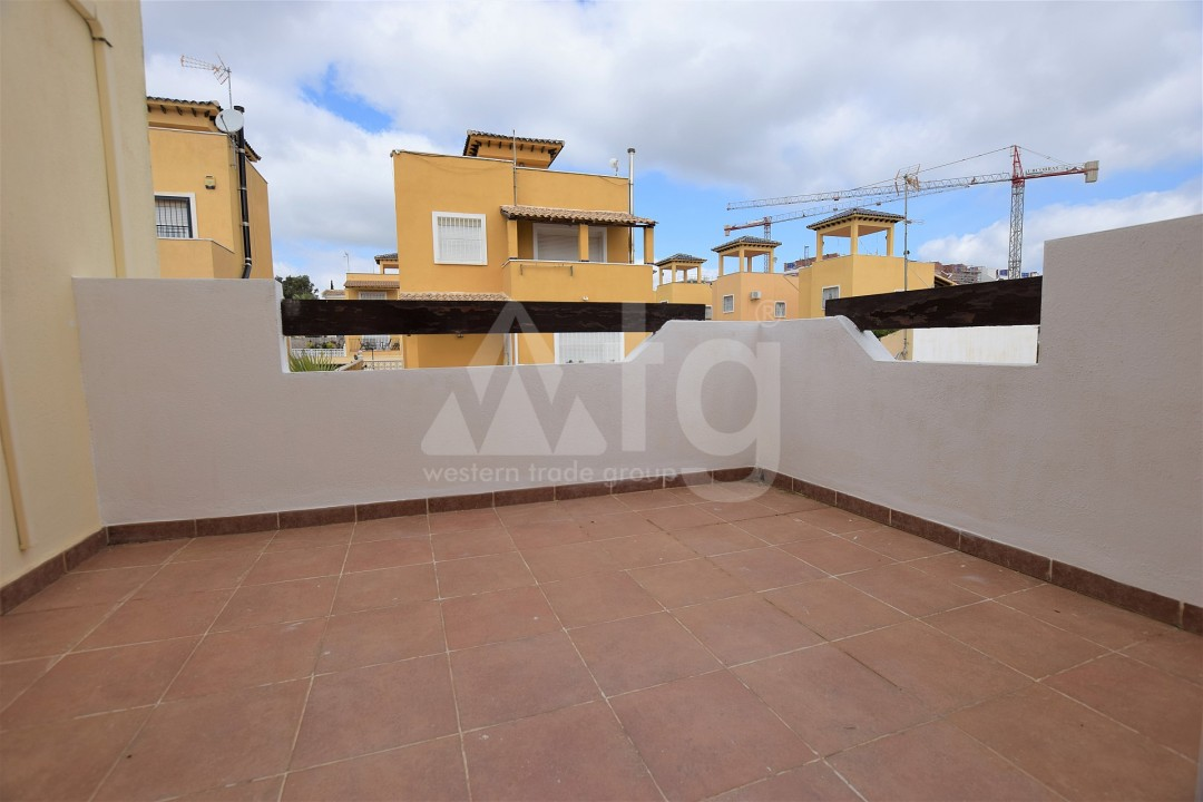 3 bedroom Apartment in Finestrat - CAM114959 - 21