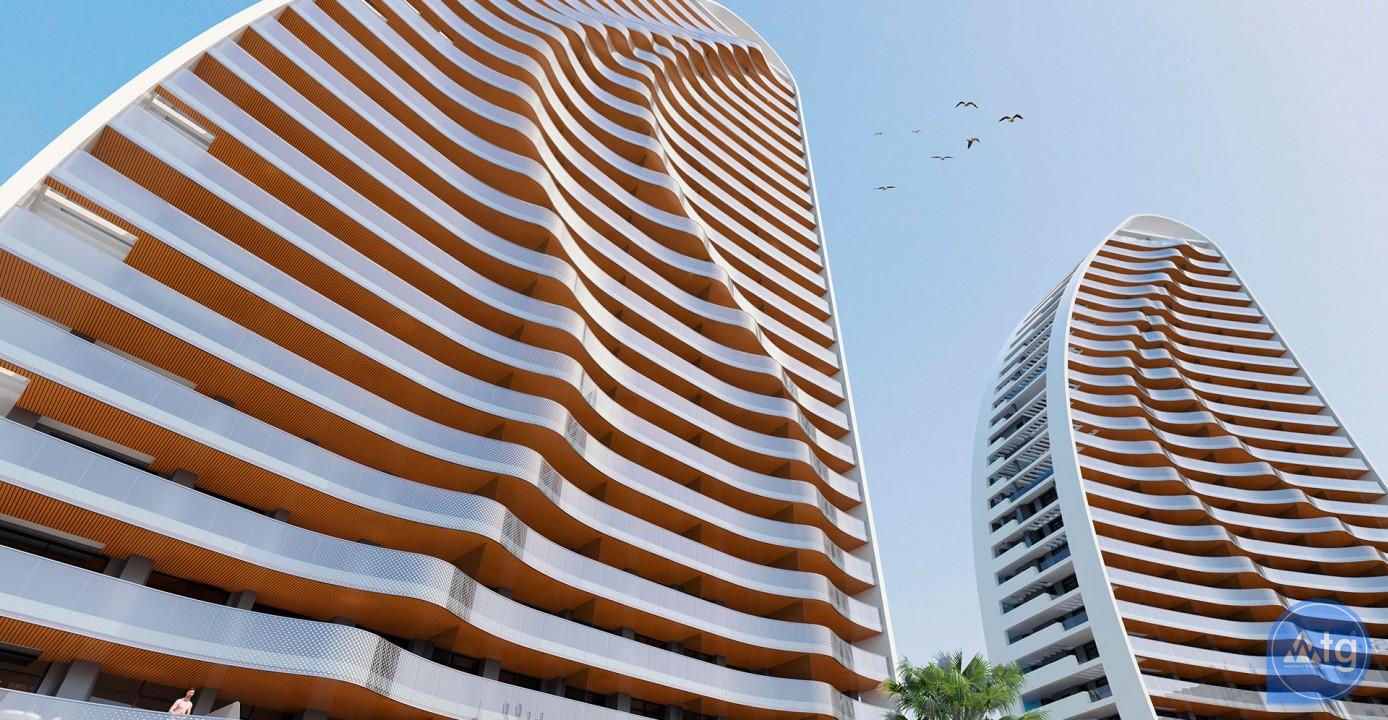 3 bedroom Apartment in Finestrat  - UBA116798 - 2