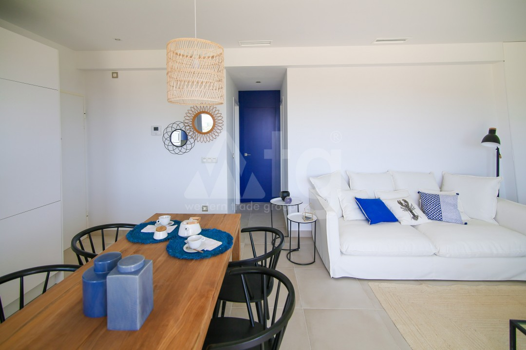 2 bedroom Apartment in Finestrat - CG7640 - 22