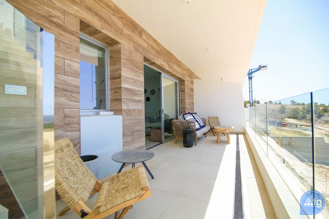 2 bedroom Apartment in Finestrat - CG7640 - 7