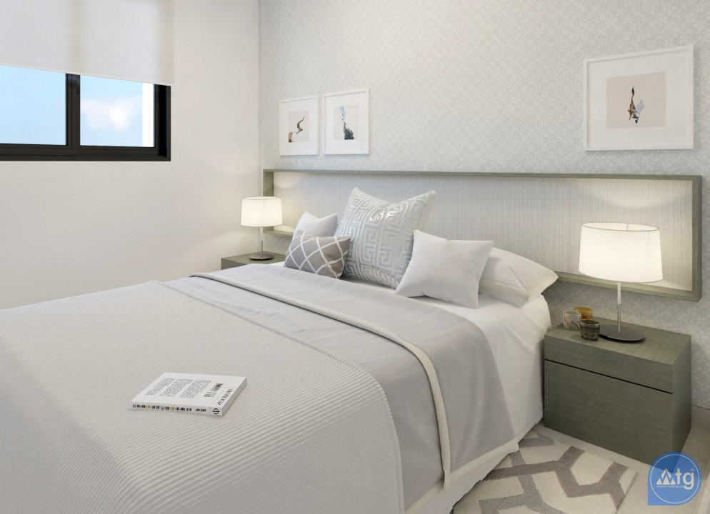 2 bedroom Apartment in Finestrat  - UBA116800 - 7