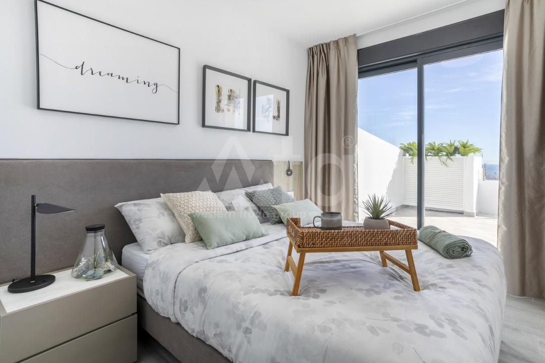 2 bedroom Apartment in Finestrat  - CAM115007 - 19