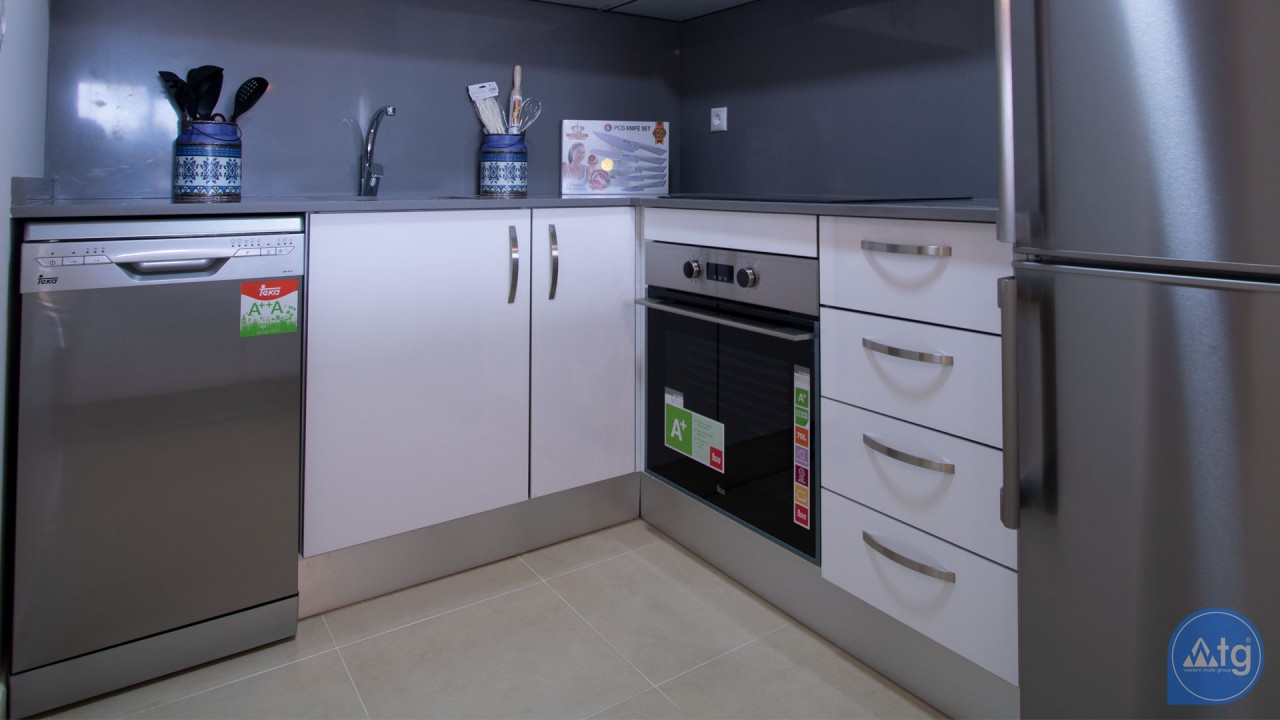 2 bedroom Apartment in Gran Alacant  - AS115999 - 20