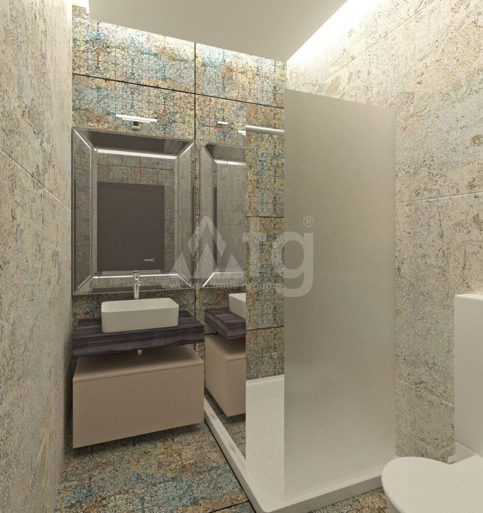 2 bedroom Apartment in Gran Alacant  - AS116002 - 10