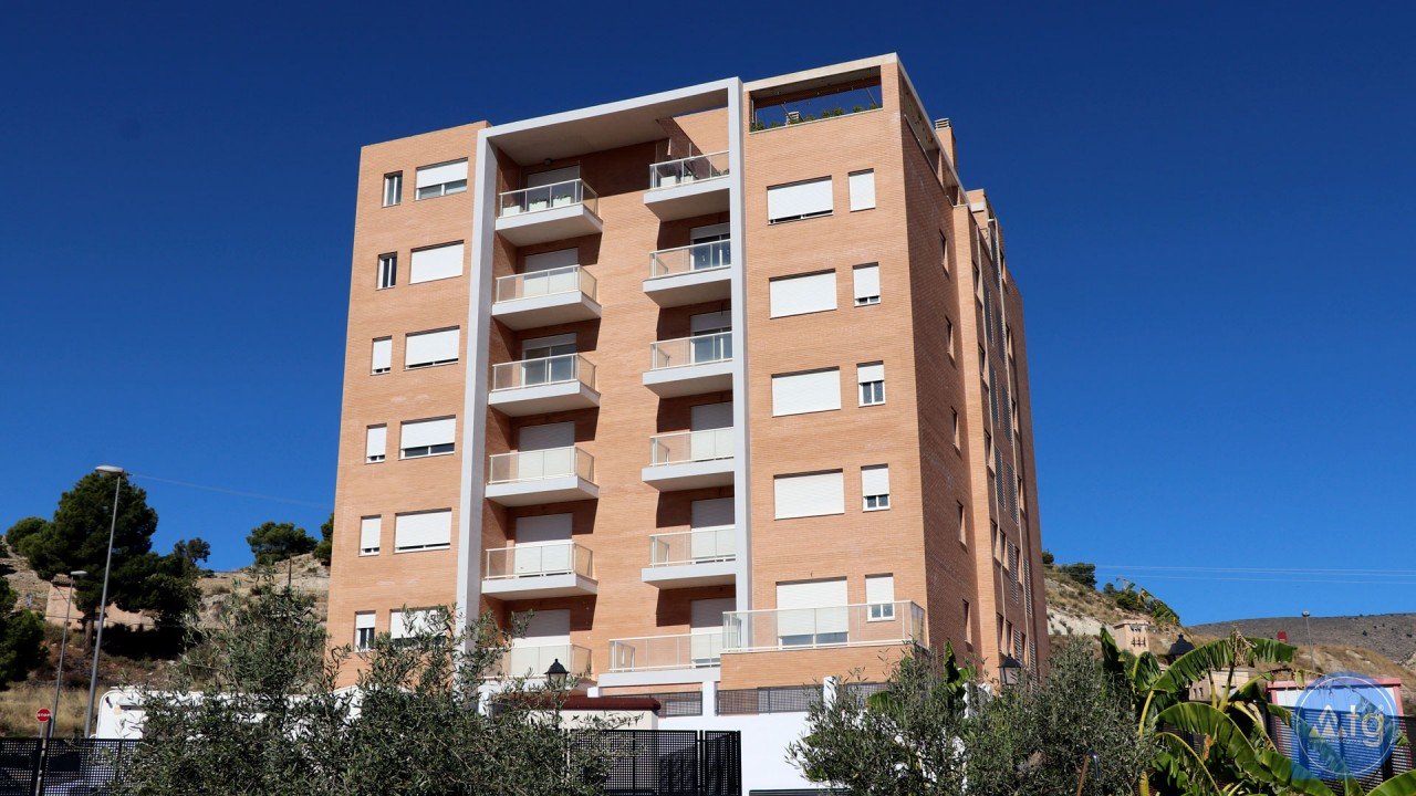 4 bedroom Apartment in Jijona  - AS119319 - 20