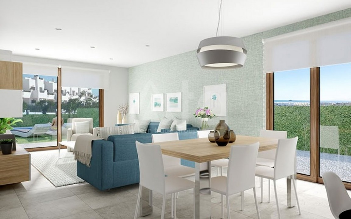 2 bedroom Apartment in La Manga  - GRI115293 - 3
