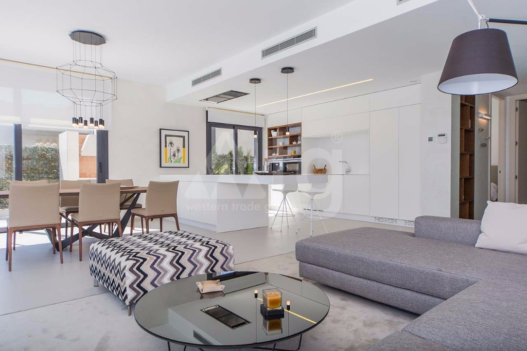 2 bedroom Apartment in La Manga - GRI7684 - 10