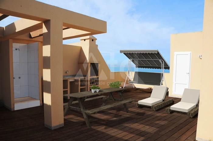 2 bedroom Apartment in La Manga - GRI7684 - 2