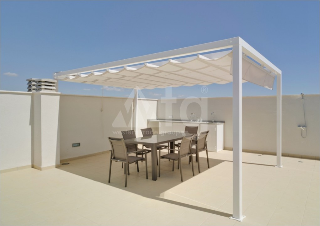 2 bedroom Apartment in La Zenia  - ER7073 - 14