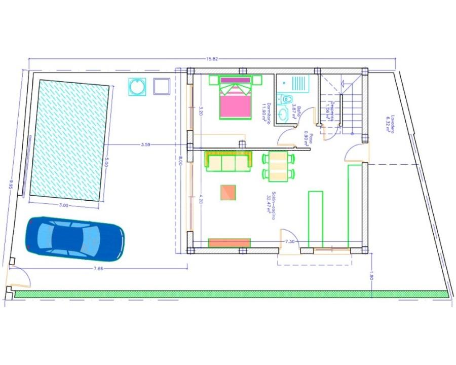 2 bedroom Apartment in Los Altos - DI8164 - 12