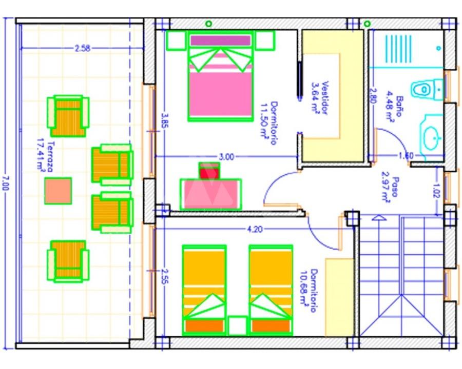2 bedroom Apartment in Los Altos  - DI8162 - 16