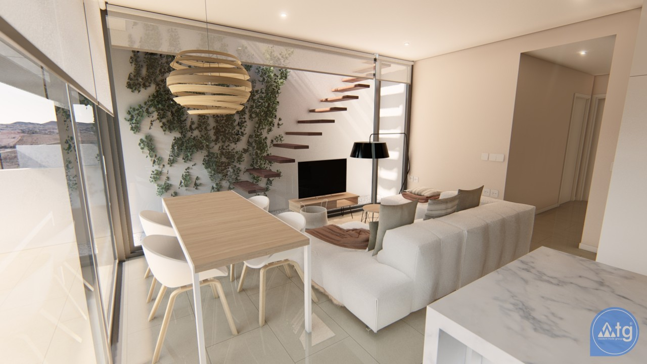 3 bedroom Apartment in Mar de Cristal  - CVA118743 - 10